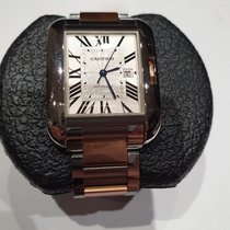 Cartier Tank Anglaise Gold/Steel 39mm United Kingdom, London