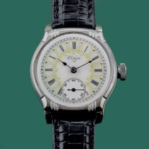 Elgin 32mm Manual winding pre-owned United States of America, California, Los Angeles
