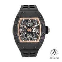 Richard Mille usados Cuerda manual 42mm Transparente Cristal de zafiro 5 ATM