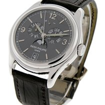 Patek Philippe 5146G-010 Ref 5146G Annual Calendar with Moon...