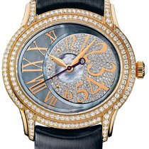 Audemars Piguet Millenary Ladies new Automatic Watch with original box and original papers