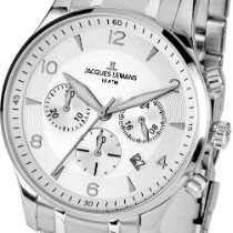 Jacques Lemans London 1-1654J Herrenchronograph Klassisch...