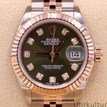 Rolex 279171 Or/Acier 2017 Lady-Datejust 28mm nouveau