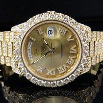 Rolex Day-Date 40 neu Automatik Nur Uhr 228238