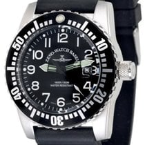 Zeno-Watch Basel -Watch Herrenuhr - Airplane Diver Quartz...