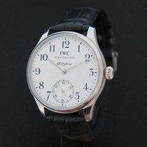 IWC Portuguese F.A. Jones Platina Limited Edition NEW IW544202
