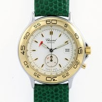 Chopard Chronograph Mille Miglia 18K Gold/Steel Serviced