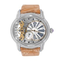 Audemars Piguet Chronograph 39.5mm Manual winding new Millenary Ladies Mother of pearl