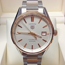 TAG Heuer Carrera Calibre 5 WAR215D Bi/Colour - Box & Papers 2014