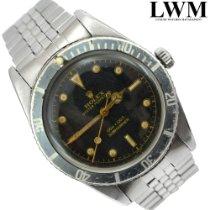 """Rolex Submariner 6536/1 """"James Bond"""" tropical gilt dial 1956's"""