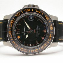 Chopard 8959 Pro One Gmt Chronometer Stainless Steel Black...