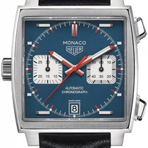 TAG Heuer caw211p.fc6356 Steel 2021 Monaco Calibre 11 39mm new United States of America, New York, Airmont