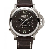 Panerai Luminor 1950 8 Days Chrono Monopulsante GMT PAM00311 2020 new