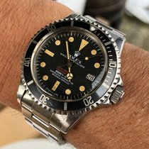 Rolex 1665 MK4 Double Red Sea-Dweller - DRSD with Provenance