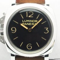 Panerai 47mm Manuale 2014 usato Luminor 1950 (Submodel) Nero