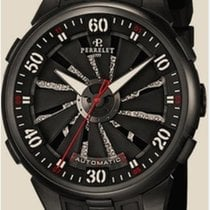 Perrelet Steel 48mm Automatic A4023/1 new