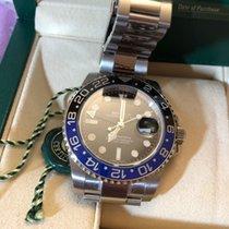 Rolex GMT II Nero e Blu