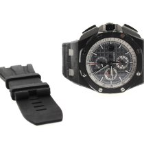 Audemars Piguet Royal Oak Offshore Chronograph Ceramic 44mm No numerals United States of America, New York, New York
