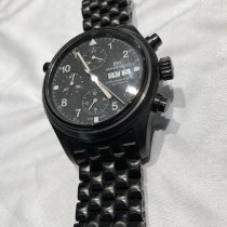 IWC Pilot Double Chronograph IW3713 pre-owned