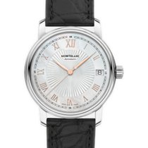 Montblanc 114366 Steel 2021 Tradition 32mm new