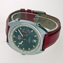Heuer Steel 38,5mm Automatic 150.511 pre-owned