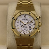Audemars Piguet Royal Oak Chronograph pre-owned 39mm Yellow gold