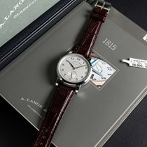 A. Lange & Söhne Platinum 40mm Manual winding 233.025 pre-owned