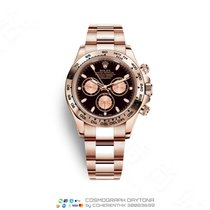 Rolex Daytona new 40mm Rose gold