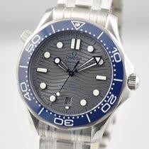 Omega 210.30.42.20.06.001 Steel Seamaster Diver 300 M 42mm