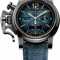 Graham 44mm Automatic 2CVAV.U03A.T37T new United States of America, Florida, Sarasota