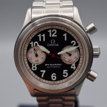 Omega Dynamic Chronograph Stahl