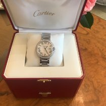Cartier Ballon Bleu 36mm WE9006Z3 2008 rabljen
