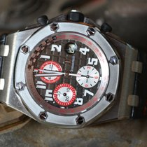 Audemars Piguet Royal Oak Offshore Acier 42mm Noir