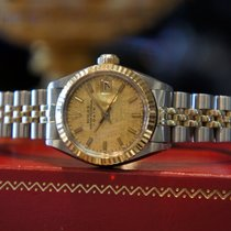 Rolex Lady-Datejust Steel 26mm Gold No numerals United States of America, California, West Hollywood