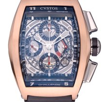 Cvstos Rose gold 53.7mm Automatic Challenge pre-owned