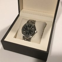 TAG Heuer Link Calibre 5 Steel 42mm Black No numerals United States of America, Wisconsin, salem