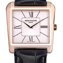 Patek Philippe Oro rosado 32.5mm Cuerda manual 5489R usados
