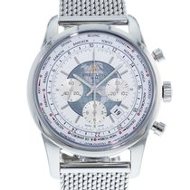 Breitling Transocean Chronograph Unitime AB0510 2010 pre-owned
