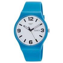Swatch Plastic 41mm Quartz SUOS704 new