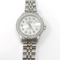 Rolex Lady-Datejust Steel 26mm Silver No numerals United States of America, California, Sylmar