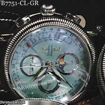 JB Gioacchino Steel 42mm Automatic JB7751 new