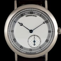 Breguet Classique pre-owned 40mm White gold