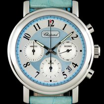 Chopard Chronograph 39mm Automatic 2000 pre-owned Mille Miglia