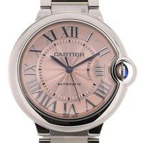Cartier Ballon Bleu 37 Pink Dial