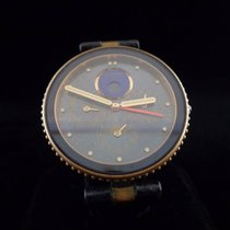 Gérald Genta Gefica in bronze with calendar and moon phase...