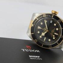 Tudor Black Bay S&G Gold/Stahl 41mm Schwarz Keine Ziffern Deutschland, Augsburg