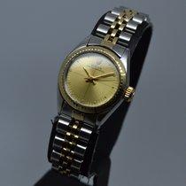 Rolex Oyster Perpetual 26 Zlato/Zeljezo 26mm Zlatan Bez brojeva