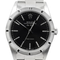 Rolex Air King Precision Black Dial 14010M