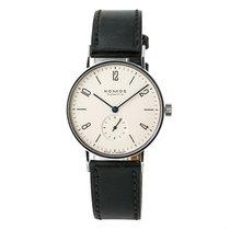 Nomos Glashutte Tangente Mens Hand-wind Watch Cream Dial...