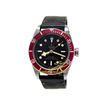 튜더 Black Bay 79230R-0011 TUDOR HERITAGE BlackBay Ghiera Rossa COSC 41m 2020 신규